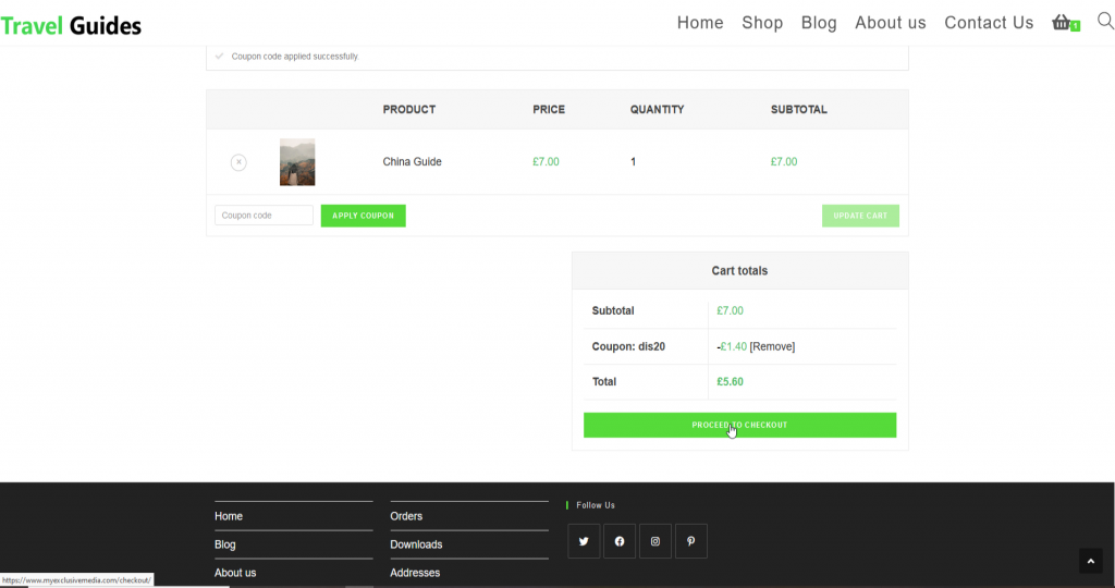 Create an online store to sell downloadable products [FREE PLATFORM]